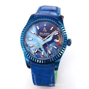 クラス14 KLASSE14 腕時計 BALDIERI TROPICAL FLIGHT TR14BE001M|trend-watch