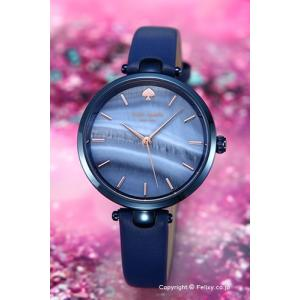 ケイトスペード KATE SPADE 腕時計 Navy Holland レディース KSW1389|trend-watch