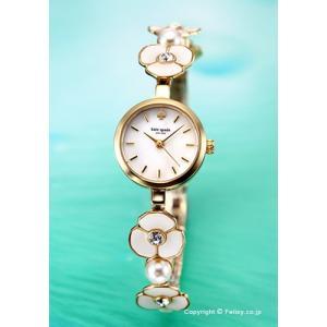 ケイトスペード KATE SPADE 腕時計 レディース Magnolia Flower Gramercy KSW1420 trend-watch