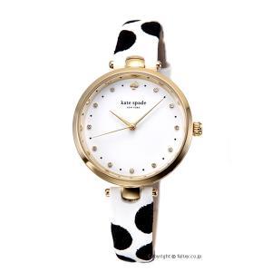 ケイトスペード KATE SPADE 腕時計 レディース Holland Black Dot KSW1449 trend-watch
