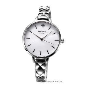 ケイトスペード KATE SPADE 腕時計 レディース Metro Quilted Link KSW1465 trend-watch