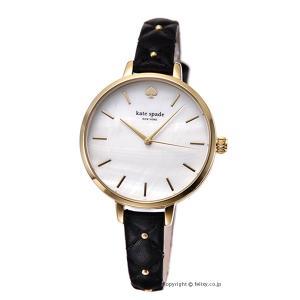 ケイトスペード KATE SPADE 腕時計 レディース Metro Stud Quilted KSW1469 trend-watch