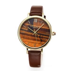 ローラローズ 時計 LOLA ROSE レディース 腕時計 Yellow Tigers Eye LR2030 trend-watch