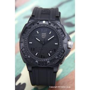 ルミノックス 腕時計 メンズ SENTRY 0200 SERIES (セントリー) ブラックアウト 0201.BO|trend-watch