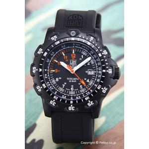 ルミノックス 腕時計 メンズ RECON POINT MAN SERIES (リーコン ポイントマン) ブラック(オレンジ) 8821.KM|trend-watch
