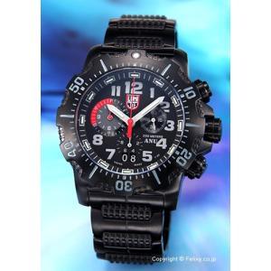 ルミノックス LUMINOX 腕時計 ANU Chronograph 4240Series (ANU クロノグラフ 4240シリーズ) オールブラック 4242|trend-watch