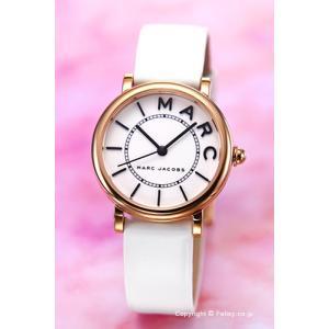 マークジェイコブス MARC JACOBS 腕時計 Roxy28 ホワイト×ローズゴールド MJ1562|trend-watch