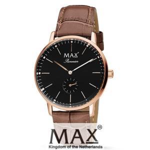 マックス 腕時計 MAX XL WATCHES パイオニア ブラック/ブラウン 5-MAX731|trend-watch