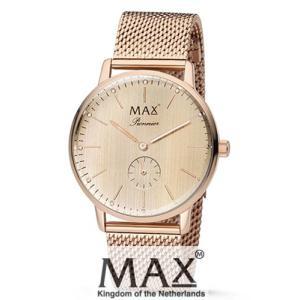 マックス 腕時計 MAX XL WATCHES パイオニア オールライトローズゴールド 5-MAX727|trend-watch