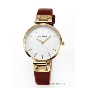 モックバーグ 時計 MOCKBERG レディース 腕時計 ILSE  MO108|trend-watch