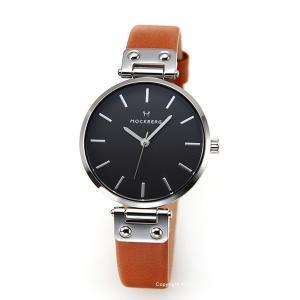 モックバーグ 時計 MOCKBERG レディース 腕時計 WERA BLACK MO112|trend-watch