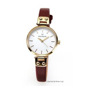 モックバーグ 時計 MOCKBERG レディース 腕時計 ILSE PETITE MO208|trend-watch