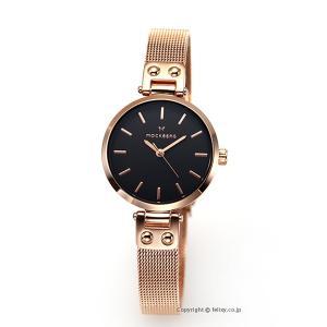 モックバーグ 時計 MOCKBERG レディース 腕時計 LILY PETITE NOIR MO408|trend-watch