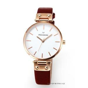 モックバーグ 時計 MOCKBERG レディース 腕時計 VILDE  MO109|trend-watch