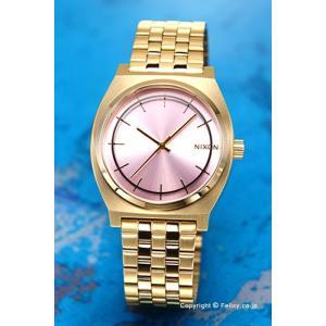 ニクソン 腕時計 NIXON TIME TELLER A0452360 タイムテラー ライトゴールド|trend-watch