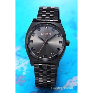 ニクソン 腕時計 NIXON TIME TELLER A0452525 タイムテラー クリスタル ブラッククリスタル trend-watch