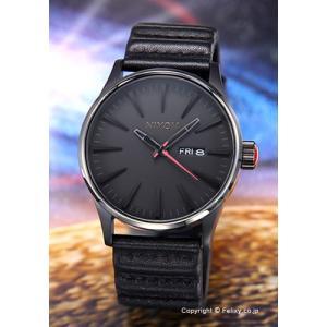 ニクソン 腕時計 NIXON SENTRY A105SW2444 セントリーレザー スターウォーズ|trend-watch