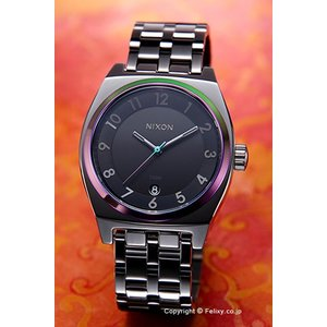 ニクソン NIXON 腕時計 メンズ Monopoly Gunmetal / Multi A3251698|trend-watch