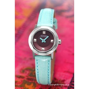 ニクソン NIXON 腕時計 レディース Mini B Light Blue A338302|trend-watch