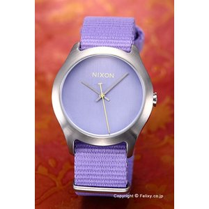 ニクソン 腕時計 NIXON Mod Pastel Purple A3481366|trend-watch