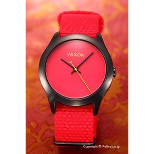 ニクソン 腕時計 NIXON Mod Bright Red A3481600|trend-watch