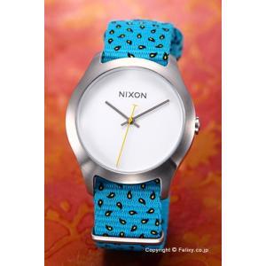 ニクソン 腕時計 NIXON Mod Silver / Paisley Dot A3482009|trend-watch