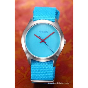 ニクソン 腕時計 NIXON Mod Bright Blue A348606|trend-watch