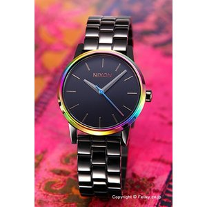 ニクソン NIXON 腕時計 レディース Small Kensington Gunmetal / Multi A3611698|trend-watch