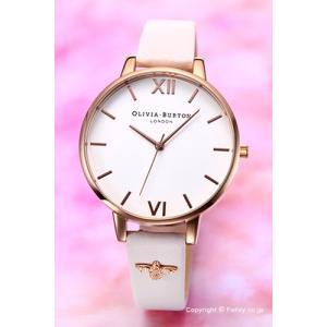 オリビアバートン OLIVIA BURTON 腕時計 EMBELLISHED STRAP BLUSH & ROSE GOLD OB16ES02|trend-watch
