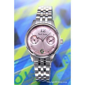 ポールスミス 時計 レディース BH7-211-91 シティ クラシック ツー カウンター ミニ ライトピンク|trend-watch