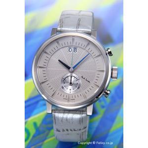 ポールスミス 時計 メンズ BS7-013-90 チルターン クロノグラフ ライトグレー|trend-watch