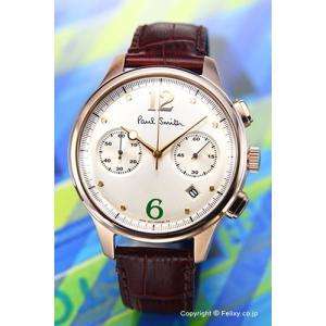 ポールスミス 時計 メンズ BX2-060-90 シティ クラシック ツー カウンター クロノグラフ シャンパンゴールド|trend-watch