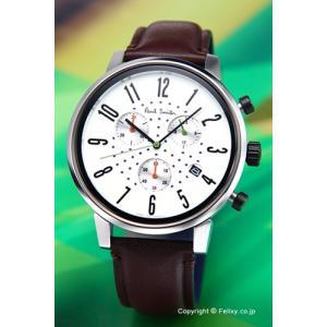 ポールスミス 腕時計 メンズ PAULSMITH BR4-012-10 Church Street Chronograph (チャーチ ストリート クロノグラフ)|trend-watch