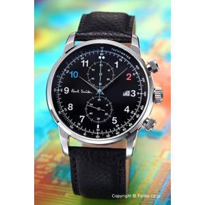 ポールスミス PAUL SMITH 腕時計 メンズ Block Chrono P10140|trend-watch