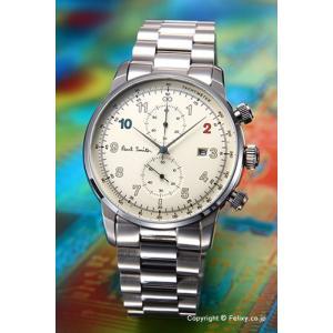 ポールスミス PAUL SMITH 腕時計 メンズ Block Chrono P10142|trend-watch