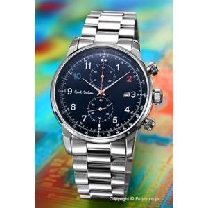 ポールスミス PAUL SMITH 腕時計 メンズ Block Chrono P10143|trend-watch