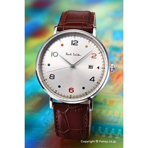 ポールスミス PAUL SMITH 腕時計 メンズ Gauge Colour PS0060002|trend-watch