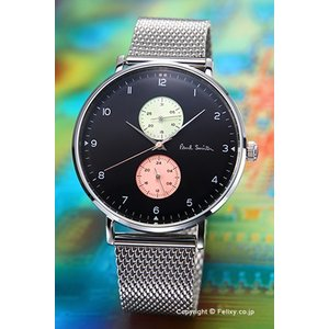 ポールスミス PAUL SMITH 腕時計 メンズ Track Design PS0070006|trend-watch