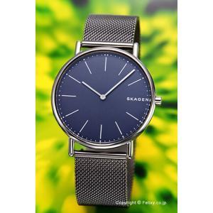 スカーゲン 腕時計 メンズ SKAGEN Signatur Titanium SKW6420|trend-watch