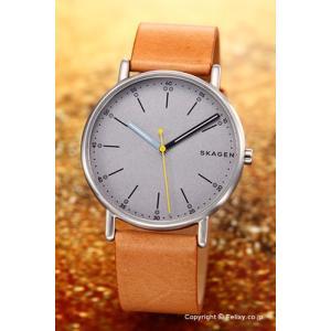スカーゲン SKAGEN 腕時計 メンズ Signatur SKW6373|trend-watch