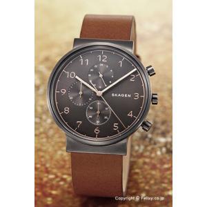 スカーゲン SKAGEN 腕時計 メンズ Ancher SKW6418|trend-watch