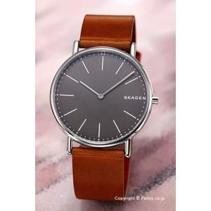 スカーゲン SKAGEN 腕時計 メンズ Signatur Titanium SKW6429|trend-watch