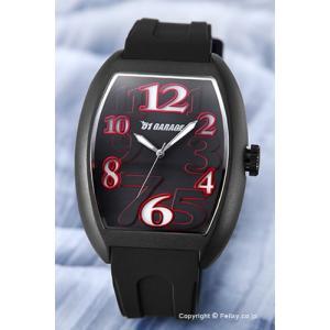 SONNE×HAORI ゾンネ×ハオリ Produced KOICHI IWAKI 腕時計 ブラック(レッド) H020BK-RD|trend-watch