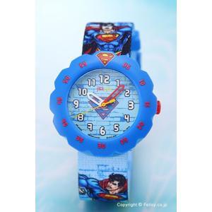 スウォッチ 腕時計 ZFLSP004 Flik Flak(フリックフラック) Superman's Back In Town (スーパーマンズ バック イン タウン)|trend-watch