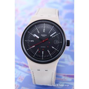 SWATCH スウォッチ 腕時計 SUTM400 Sistem 51(システム51) Sistem Cream(システム・クリーム)|trend-watch