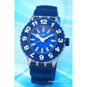 スウォッチ 腕時計 メンズ SWATCH SUUK112 Scuba Libre DIE BLAUE(スクーバ リブレ)|trend-watch