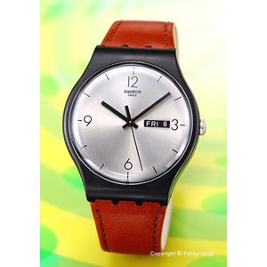 スウォッチ 腕時計 SWATCH NEW GENT LONELY DESERT SUOB721|trend-watch