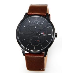 トミーヒルフィガー 時計 TOMMY HILFIGER メンズ 腕時計 Hunter 1791604|trend-watch