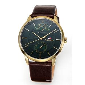 トミーヒルフィガー 時計 TOMMY HILFIGER メンズ 腕時計 Hunter 1791607 trend-watch