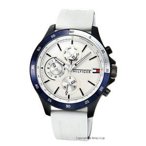 トミーヒルフィガー 時計 TOMMY HILFIGER メンズ 腕時計 Bank 1791723|trend-watch